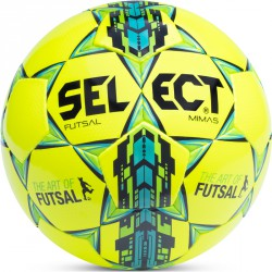Futsal labda Select Mimas sárga Sportszer Select