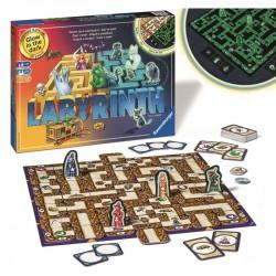 Társasjáték Ravensburger Furfangos labir sötétben világító Szórakoztató játékok Ravensburger