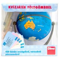 Társasjáték Dino IQ játék földgömbbel Logikai játékok Dino