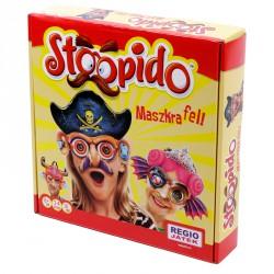 Társasjáték Stoopido az ezerarcú Szórakoztató játékok