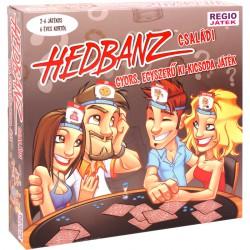 Társasjáték Hedbanz családi Szórakoztató játékok