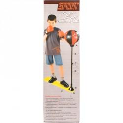 Rugós bokszzsák állványon Sportszer
