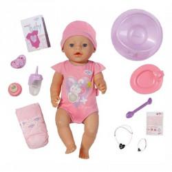 Lány baba Baby Born Babák