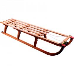 Fa szánkó kötéllel 125 cm Játék