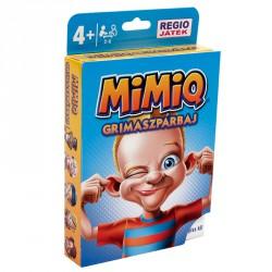 Társasjáték MIMIQ - Grimaszpárbaj Logikai játékok