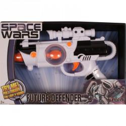 Elemes űrfegyver szett Fegyverek