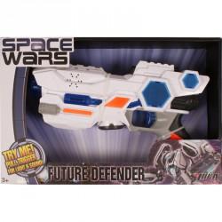 Elemes világító űrfegyver Fegyverek