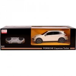 Távirányítós autó Rastar Porsche Cayenne Turbo 1:24:00 Játék Rastar