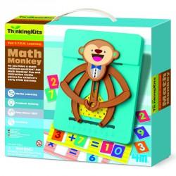 Matekos majom 4M Kreatív készletek 4M