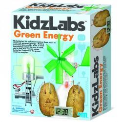 Zöld energia 4M Kreatív készletek 4M
