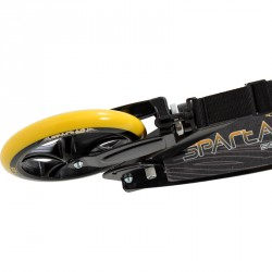 Jumbo roller sárga