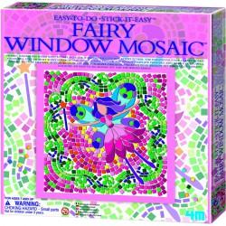 4M hercegnős ablakmozaik készlet Kreatív készletek
