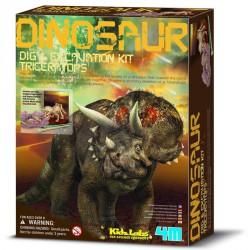 4M dinoszaurusz régész készlet Tudományos, szórakoztató játékok 4M