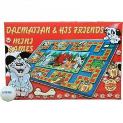 Dalmata kutyus és barátai társasjáték Szórakoztató játékok