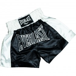EMT6 Férfi Thai Boxnadrág Everlast fekete-fehér Sportszer Everlast