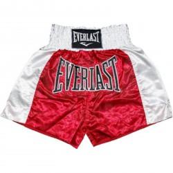 EMT6 Férfi Thai Boxnadrág Everlast piros-fehér Sportszer Everlast