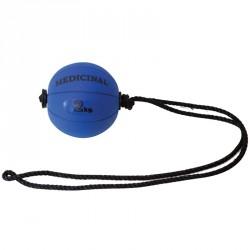 Medicinlabda kötéllel 1 kg Medicin labdák Amaya