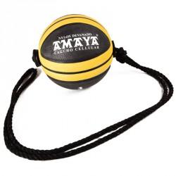Gumi medicinlabda kötéllel 1 kg Sportszer Amaya