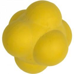 Reakciólabda 100 mm sárga Sportszer Amaya