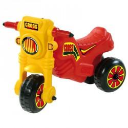 Cross motor 1 piros Lábbal hajtható járművek