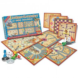 Klasszikus játékgyűjtemény Szórakoztató játékok