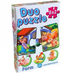 Duo puzzle farm Puzzle