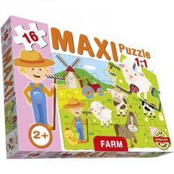 Maxi puzzle farm Puzzle