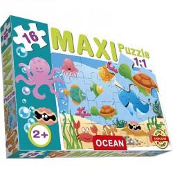 Maxi puzzle óceán Puzzle