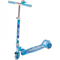 Amaya Hamelin gyermek roller kék 3 kerekű roller Amaya