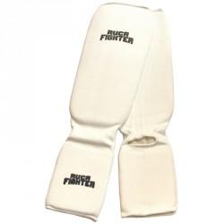 Ruca Fighter karate lábszárvédő fehér Kiegészítők Rucanor