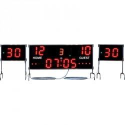 Eredményjelző elektromos vízilabda Elektromos eredményjelző