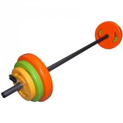 Súlyzókészlet Tunturi 20 kg Sportszer Tunturi