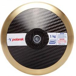 Verseny diszkosz Polanik IAAF 1 kg Sportszer Polanik