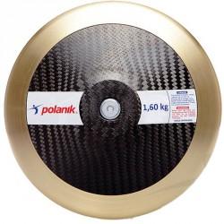 Verseny diszkosz Polanik 1,6 kg Sportszer Polanik
