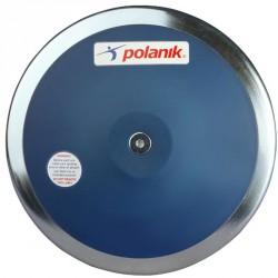 Verseny diszkosz Polanik kék 1,6 kg Sportszer Polanik