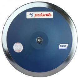 Verseny diszkosz Polanik IAAF kék 2 kg Sportszer Polanik
