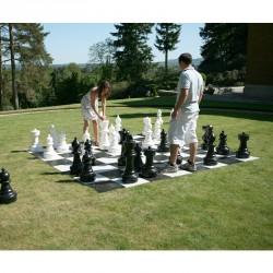 Kültéri sakk készlet 31 cm Játék