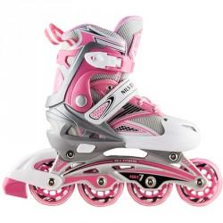 Görkorcsolya Nils NA0326A rózsaszín Sportszer NILS