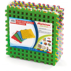Waffle Építókocka 8 db Fejlesztő játékok