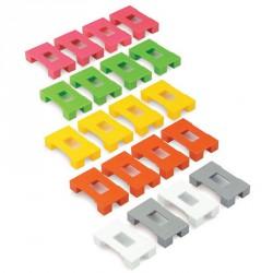 Építő elemek egyenes Fejlesztő játékok