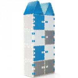 Puzzle építsd magad szekrénysor Fejlesztő játékok