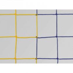 Fociháló 3 mm PE 33080005C olasz sárga-kék Sportszer