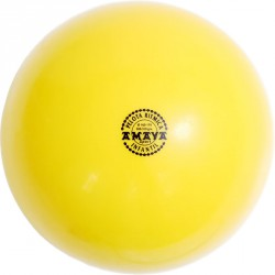 Gyakorló RG labda Amaya sárga Sportszer Amaya
