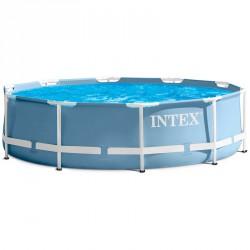 Vízforgatós medence szett fémvázas Intex 366x76 cm Medence Intex