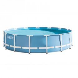 Vízforgatós medence szett fémvázas Intex 457x107 cm Medence Intex