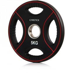 Súlyzótárcsa Gymstick Pro PU 5 kg Sportszer Gymstick