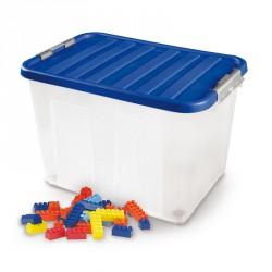 600 db építőkocka dobozban Építőjátékok Italveneta Didattica