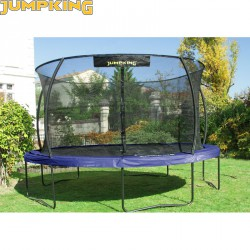 Trambulin Jumpking kerek 422 cm Sportszer Jumpking