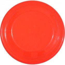 Frizbi 24 cm narancssárga teli Sportszer