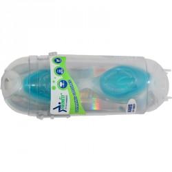 Swimfit 621220 Mavis úszószemüveg fehér-aqua BLACK FRIDAY Swimfit